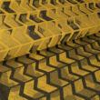 Hoppediz karikás kendő - Amsterdam sárga