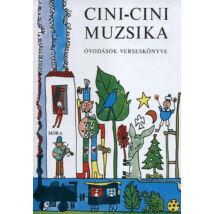 Cini-cini muzsika, óvodások verseskönyve