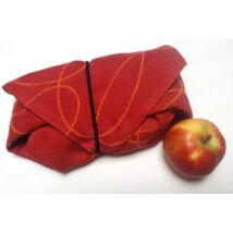 Bora újraszalvéta hordozókendőből - Piros tojások