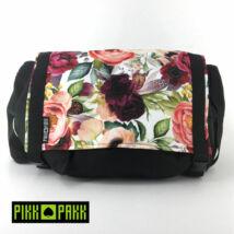 Pikk-pakk övtáska - Prémium, rózsák