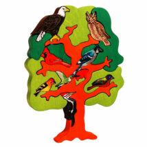 Fauna fajáték - Észak-amerikai madarasfa