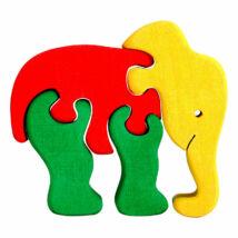 Fauna fajáték - Elefánt
