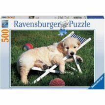 Pihenés (500 darabos puzzle)