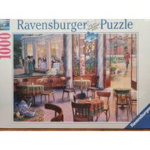 Kávéházi találka (1000 darabos puzzle)