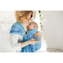 Videósorozat a babahordozásról