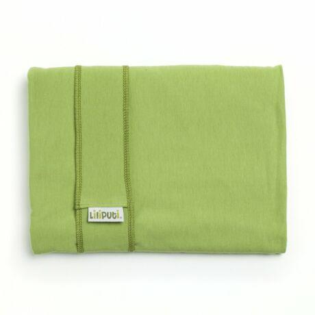 Liliputi rugalmas kendő - zöld