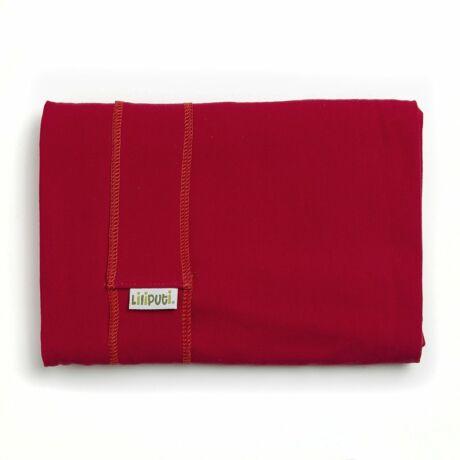 Liliputi rugalmas kendő - piros
