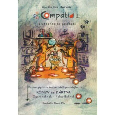 Jónai Éva Hava - Redő Júlia: Kompátia I-II. - Életkerekítő játék