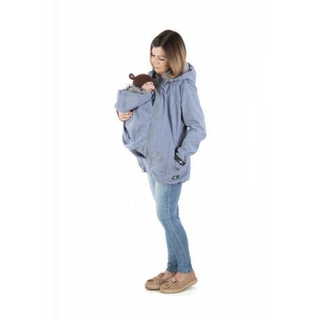 Mummer softshell hordozós kabát - jeans