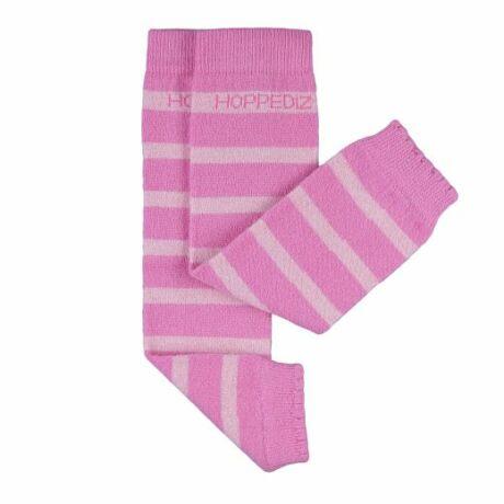 Hoppediz gyapjús lábszármelegítő - rózsa-pink