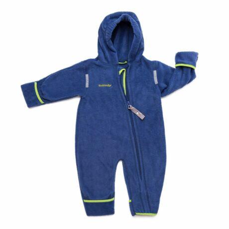 Hoppediz polár overall, kék