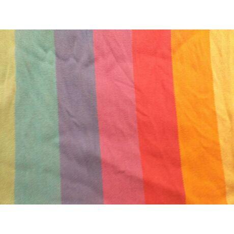 Használt Bebina hordozókendő - Old Rainbow 350 cm