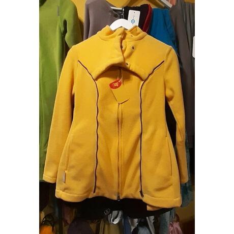 Használt Magyarinda hordozós pulóver - sárga, S-es méret
