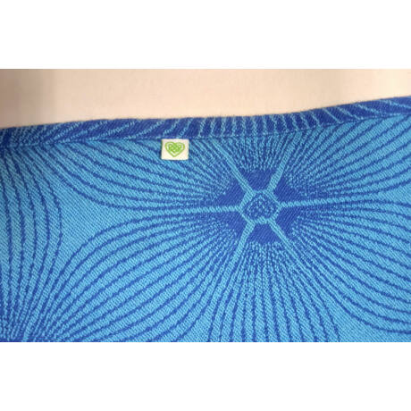 Használt Nona szövött hordozókendő - Juno Sospita 505 cm