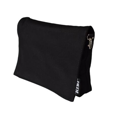 KiBi zsebtáska - fekete