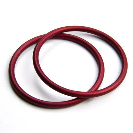 Didymos karika - közepes, piros