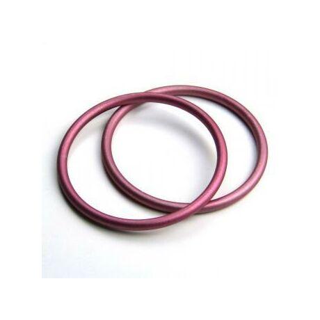 Didymos karika - közepes, pink