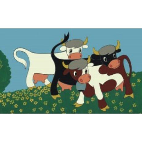 A török és a tehenek - diafilm